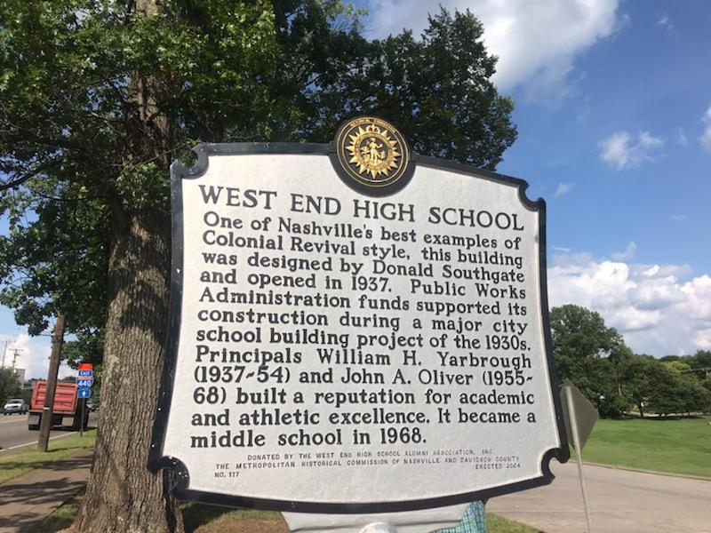West Sign